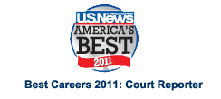 US News Best Careers 2011